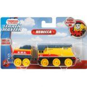 Thomas és Barátai Trackmaster - Rebecca fém mozdony rakománnyal