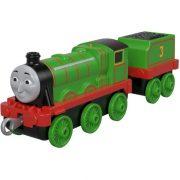 Thomas és barátai TrackMaster - Henry fém mozdony rakománnyal