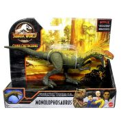 Jurassic World Krétakori tábor - Monolophosaurus dinó figura