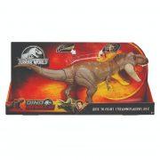 Jurassic World - Támadó Tyrannosaurus Rex dinó játékfigura
