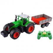 Fleg - Távirányítós traktor pótkocsival