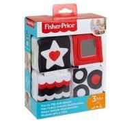 Fisher-Price Hajtogatható puhakockák