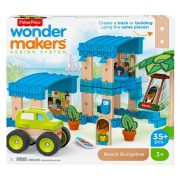 Fisher-Price Wonder Makers úticélok - Tengerparti bungaló