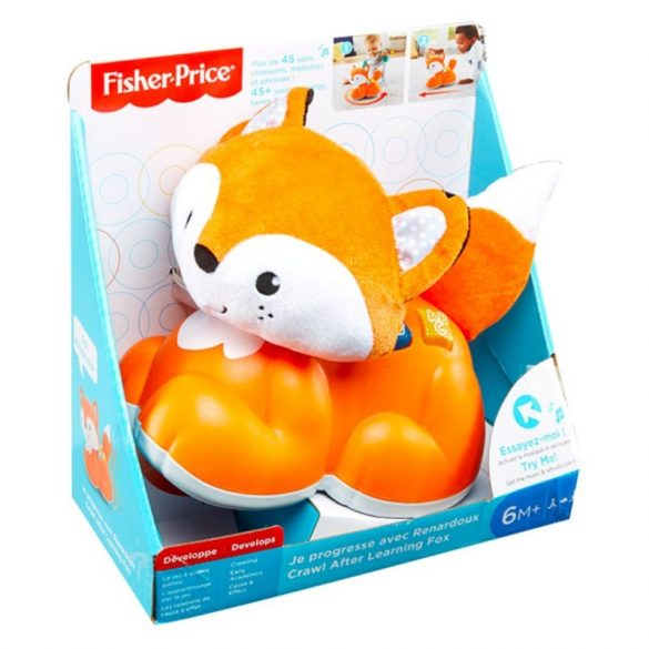 Fisher-Price Ravasz rókakoma