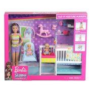 Barbie Skipper Babysitters - Gyerekszoba szett