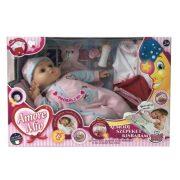 Amore Mio - Álmodj szépeket kisbabám interaktív játékbaba