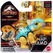 Jurassic World Krétakori tábor - Ankylosaurus dinoszaurusz figura