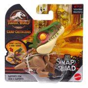 Jurassic World Krétakori tábor Baryonyx Grim mini fogcsattogtató dinó figura