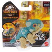 Jurassic World Krétakori tábor Ankylosaurus Bumpy mini fogcsattogtató dinó figura