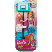 Barbie Dreamhouse Adventures - Kosárlabdázó Stacie baba