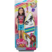 Barbie Dreamhouse Adventures - Szörföző Skipper baba