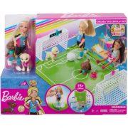 Barbie Dreamhouse Adventures - Chelsea fociedzése játékszett