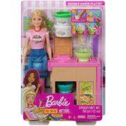 Barbie - Tészta készítő készlet babával
