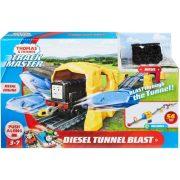 Thomas és barátai TrackMaster Diesel áttörés az alagúton pályaszett