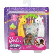 Barbie Skipper Babysitters - Kisbaba játszószőnyeggel