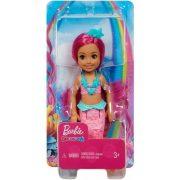 Barbie Dreamtopia Chelsea - Sellõ baba türkiz koronával