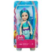 Barbie Dreamtopia Chelsea - Sellő baba lila koronával