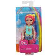 Barbie Dreamtopia - Chelsea Sprite lány baba rózsaszín hajjal