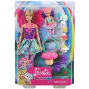 Barbie Dreamtopia - Tea parti tündérbabával