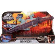 Jurassic World Massive Biters játékfigura - Sarcosuchus