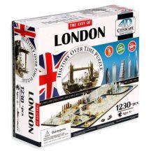 4D City 4 dimenziós puzzle - LONDON (1230 db-os)