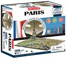 4D City 4 dimenziós puzzle - PÁRIZS (1140 db-os)