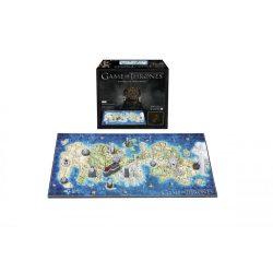 4D Trónok harca puzzle - HÉT KIRÁLYSÁG (WESTEROS MINI) 350 db-os