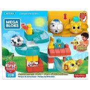 Mega Bloks Peek A Blocks - Kukucskockák játszótér
