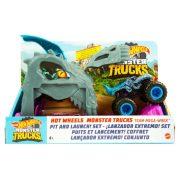 Hot Wheels Monster Trucks verseny játékkészlet - Mega-Wrex