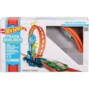 Hot Wheels Track Builder - Gyorsítóhurok készlet