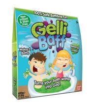 Gelli Baff fürdőzselé 600 g - ZÖLD