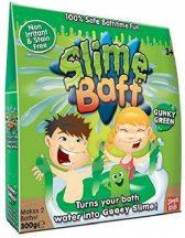 Slime Baff fürdőzselé 300 g - ZÖLD