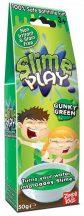Slime Play fürdőzselé 50 g - ZÖLD