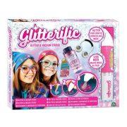 Glitterific - Glitter és glitterszívó stúdió