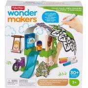 Fisher-Price Wonder Makers - Színezős faházikó