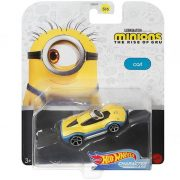Hot Wheels Minyonok karakter kisautó - Carl