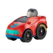 Fisher-Price Little People Wheelies piros versenyautó