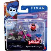 Pixar Előre - Manók motorral