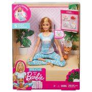 Barbie - Meditációs baba kiskutyával