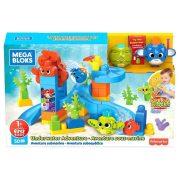 Mega Bloks Peek A Blocks - Kukucskockák vízalatti világ