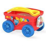 Mega Bloks Húzd és játssz kocsi kockákkal