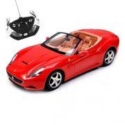 Rastar Távirányítós autó 1:12-es méretaránnyal - Ferrari California (piros)