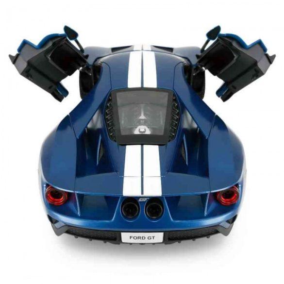 Rastar Távirányítós autó 1:14-es méretaránnyal - Ford GT (kék)