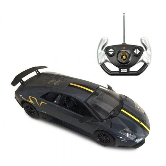 Rastar Távirányítós autó 1:14-es méretaránnyal - Lamborghini Murciélago LP670-4 (sötétszürke)