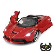 Rastar Távirányítós autó 1:14-es méretaránnyal - LaFerrari Aperta (piros)