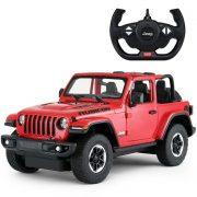 Rastar Távirányítós autó 1:14-es méretaránnyal - Jeep Wrangler Rubicon (JL)