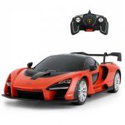 Rastar Távirányítós autó 1:18-as méretaránnyal - McLaren Senna