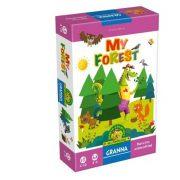 Granna 38202 - Az én erdőm társasjáték