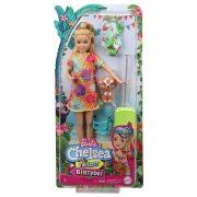 Barbie Az elveszett szülinap - Testvér baba (copfos)