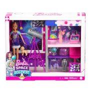 Barbie ûrkaland - Stacie csillagfigyelõ szett
